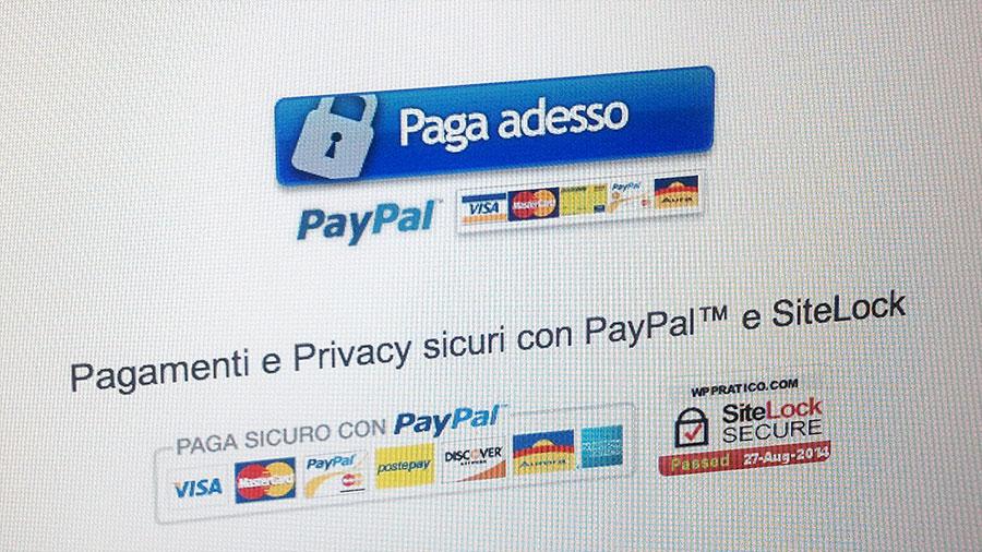 Come ricevere pagamenti online su un sito wordpress