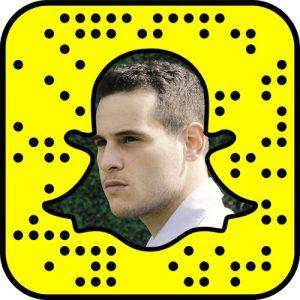 Snapcode Andrea Giavara
