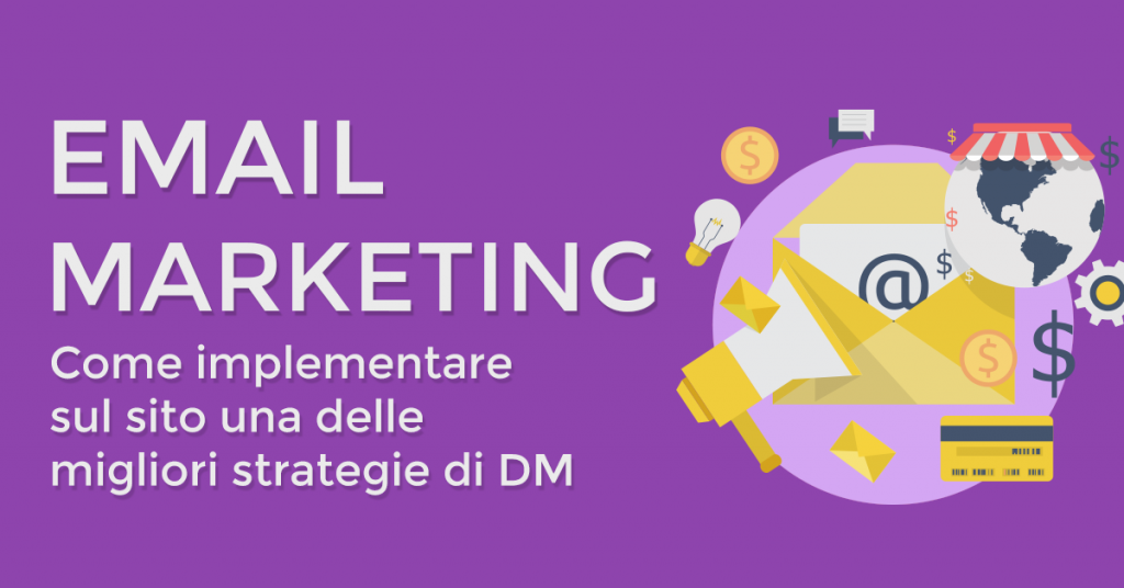 Email marketing con WordPress