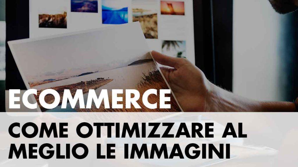 Come ottimizzare le immagini di un eCommerce